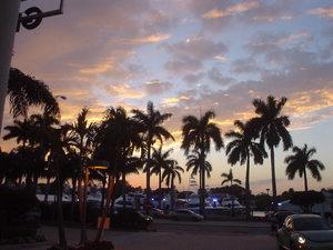 マイアミ サンセット