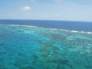 宮古島・伊良部島の海
